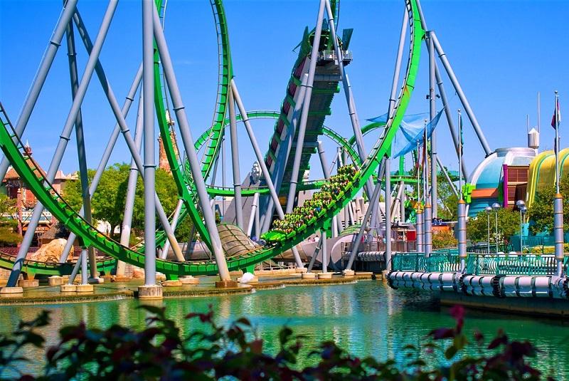 Парк Universal Studios - туры в Орландо