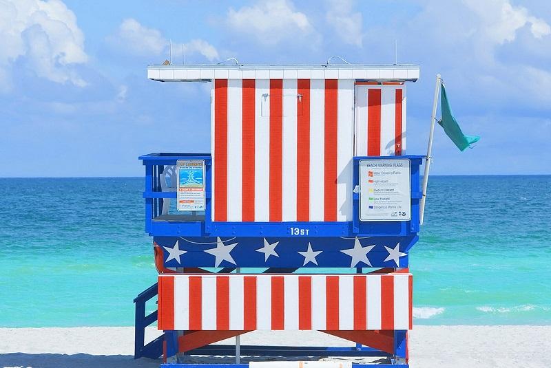 Отдых в Майами Бич