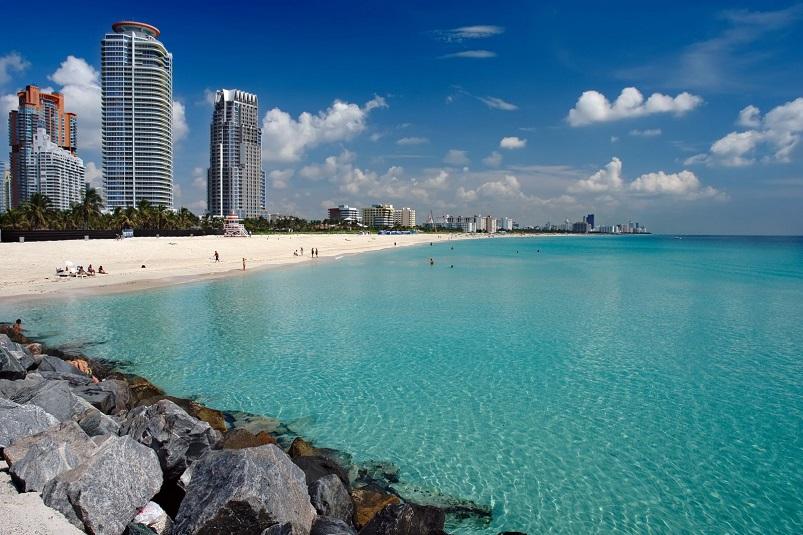 Пляжи Майами Бич