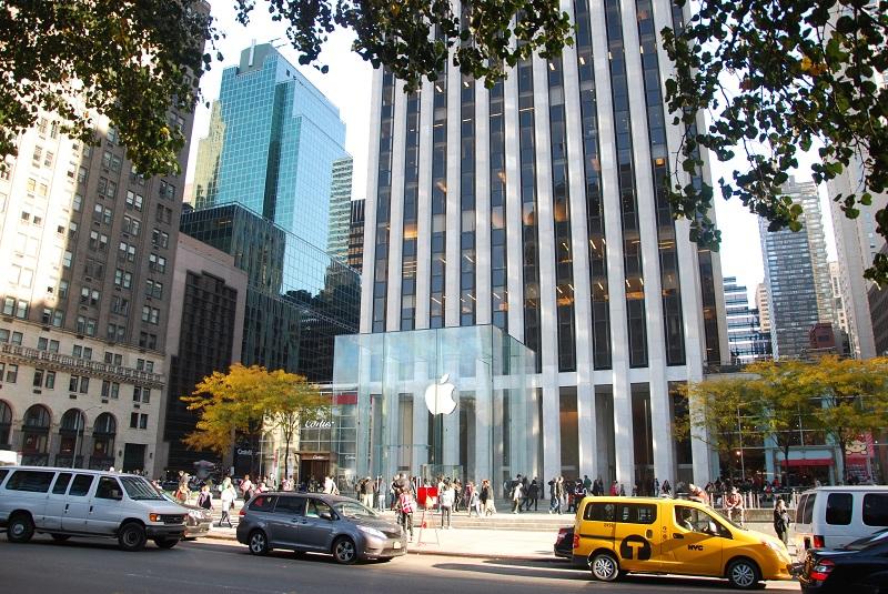 Нью-Йорк 5 авеню