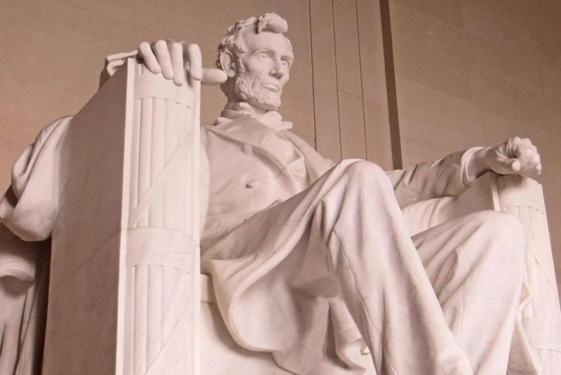Монумент Линкольну - Вашингтон