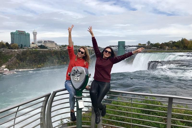 Ниагарский водопад - экскурсия 3