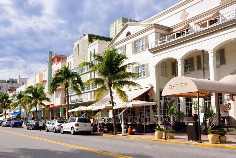 Отдых в Майами South Beach