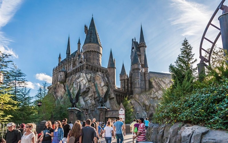 Как посмотреть Universal Studios и World of Harry Potter